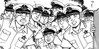 【航跡44】乗員上陸